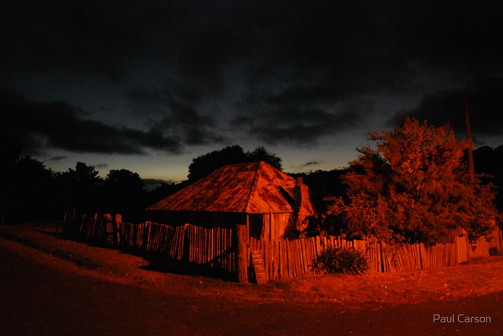 Haunted Cottage? by Paul Carson