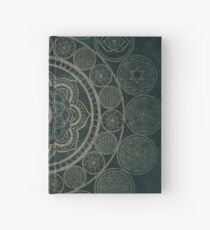 Sacred Geometry - Circular Connections Hardcover Journal