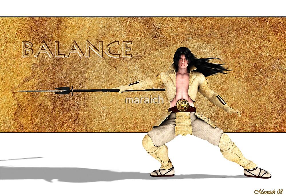 Balance by maraich
