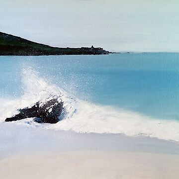 Beach of St Ives by photolia