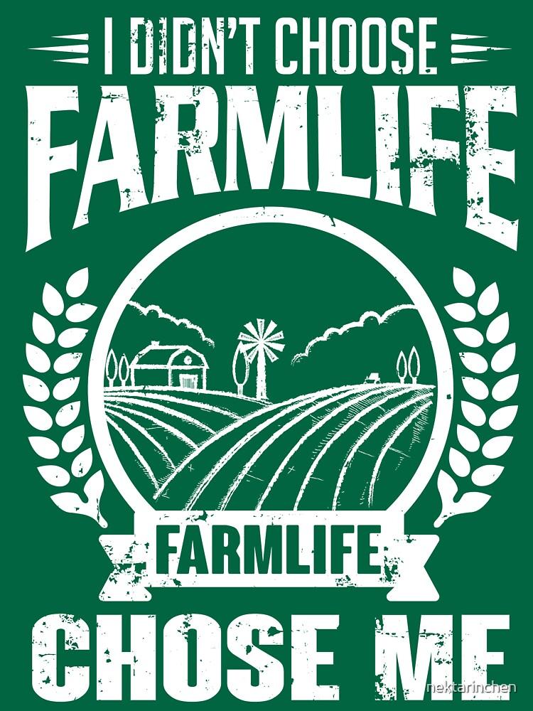 I didn't choose farmlife. Farmlife chose me! by nektarinchen