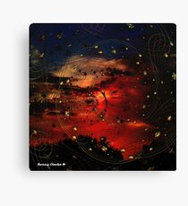 Firefly Fantasy  (8375 views as of 061017) Canvas Print
