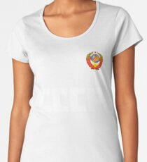 Soviet football team Women's Premium T-Shirt