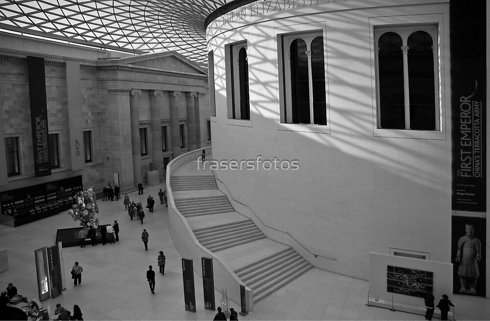 The British Museum by frasersfotos