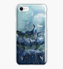 Black Marlin iPhone Case/Skin