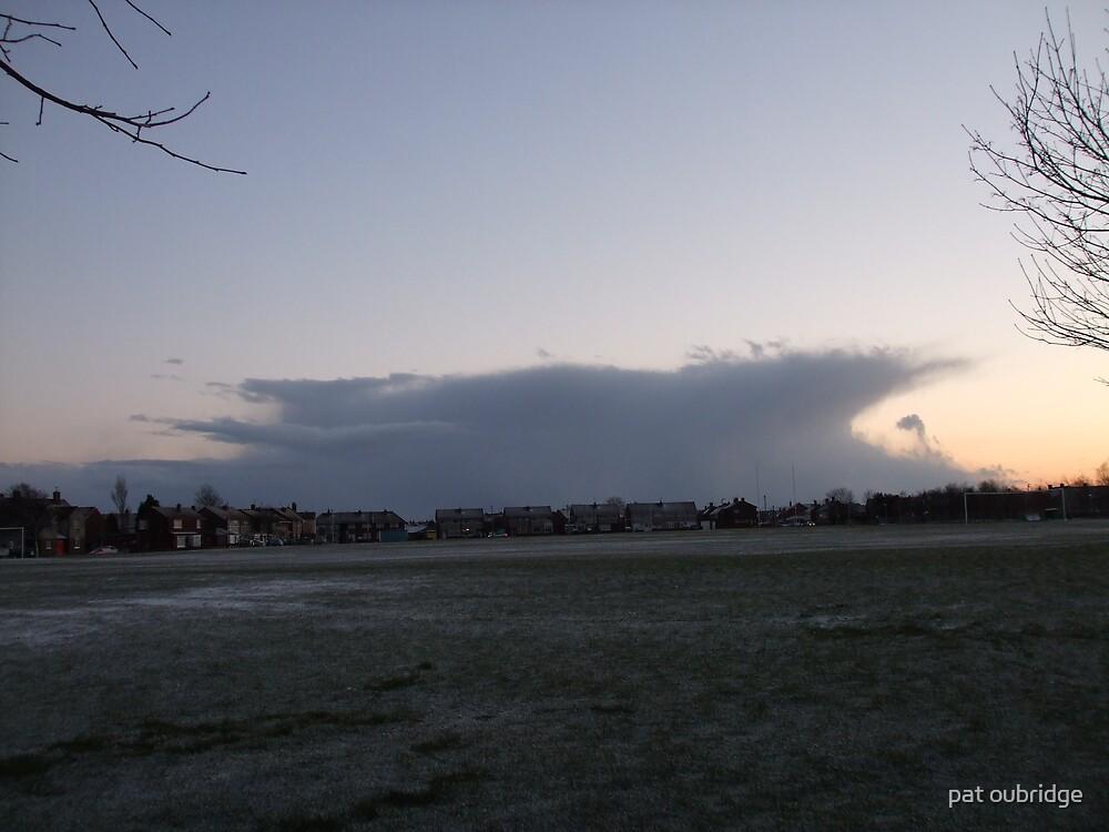 Anvil Cloud by pat oubridge