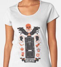 221B Baker Street Women's Premium T-Shirt