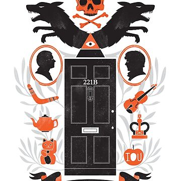 221B Baker Street by LordWharts