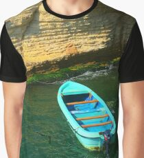 Boat in Beirut Graphic T-Shirt