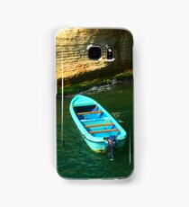 Boat in Beirut Samsung Galaxy Case/Skin