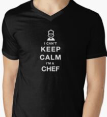 I Can't Keep Calm I Am A Chef T-Shirt