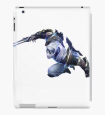 Shockblade Zed iPad Case/Skin