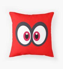 Cappy | Super Mario Odyssey Throw Pillow