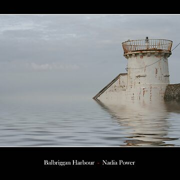 Balbriggan Harbour by Nadiapower