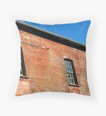 Brickworks Throw Pillow