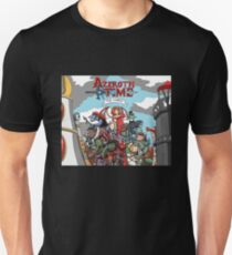 Azeroth time - The Horde Unisex T-Shirt