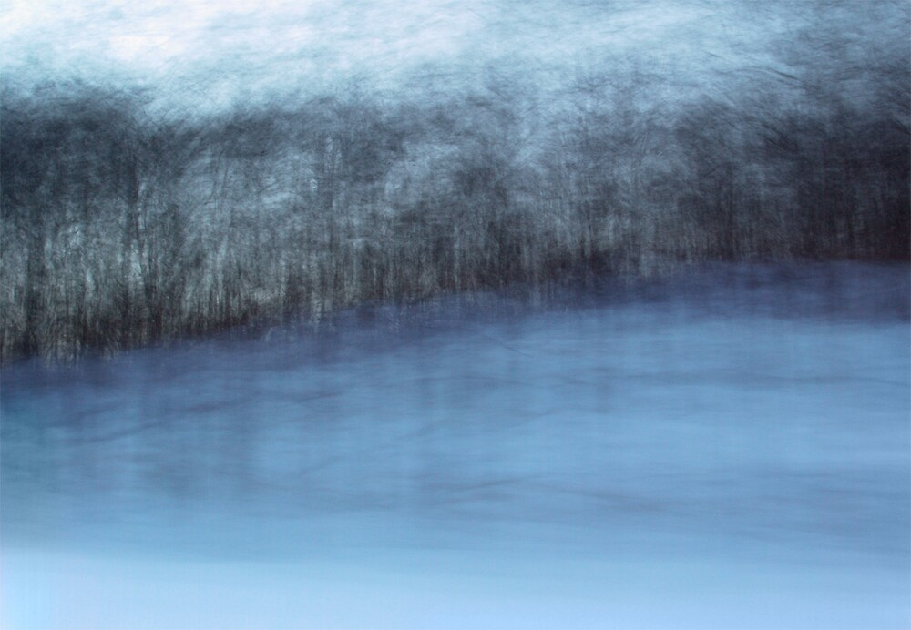 Winterscape by Judy Olson