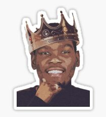 King Kevin Durant  Sticker