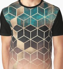 Omre Dream Cubes Graphic T-Shirt