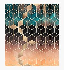 Omre Dream Cubes Photographic Print