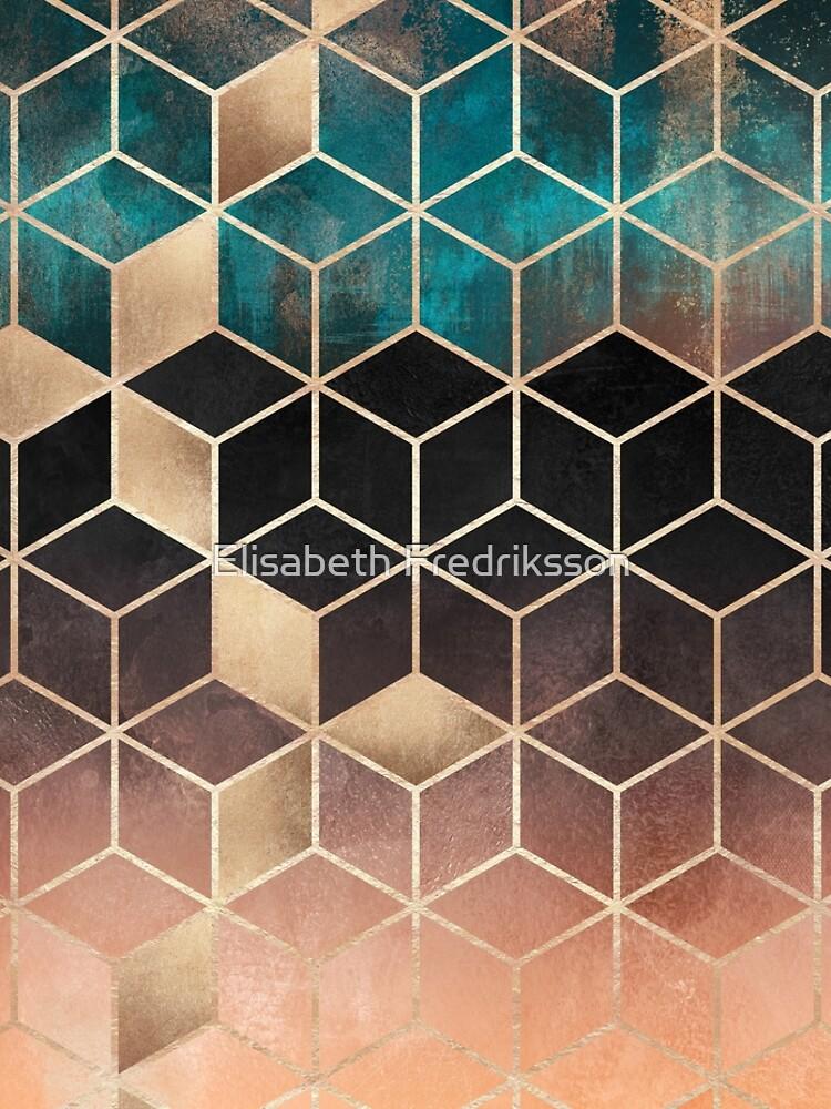 Ombre Dream Cubes by foto-ella