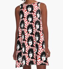 siouxsie and the banshees A-Line Dress