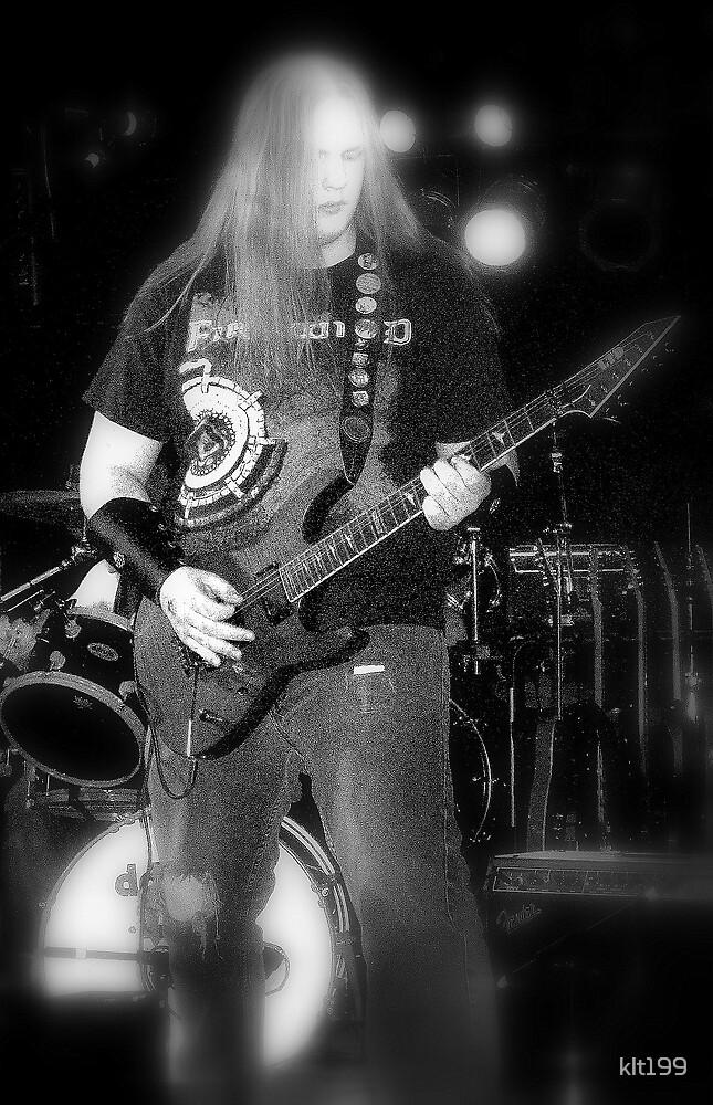 Jeff in Black& White by klt199
