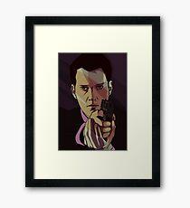 Torchwood - Ianto Jones Framed Print