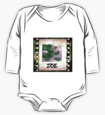 Zoe - personalize your gift One Piece - Long Sleeve