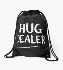 Hug Dealer, Funny Reference Drawstring Bag