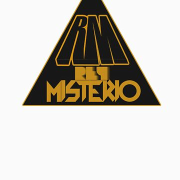 Rey Misterio T-shirt by RMvision