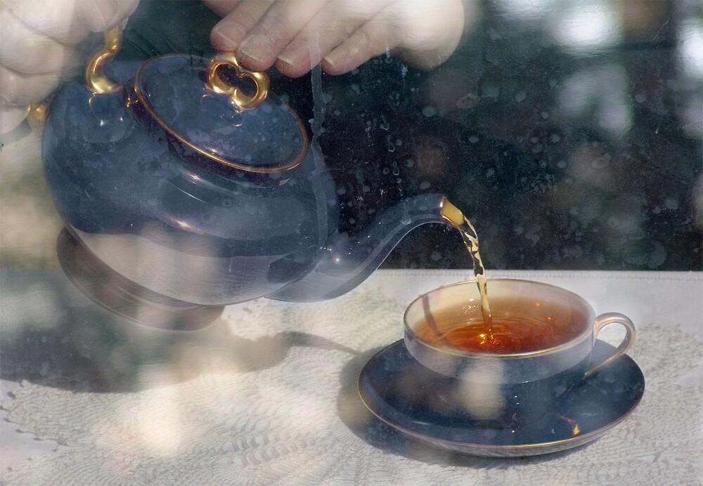 Tea Time by Judy Olson