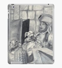 Pirate and Pigs iPad Case/Skin