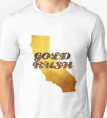 California Gold Rush Unisex T-Shirt