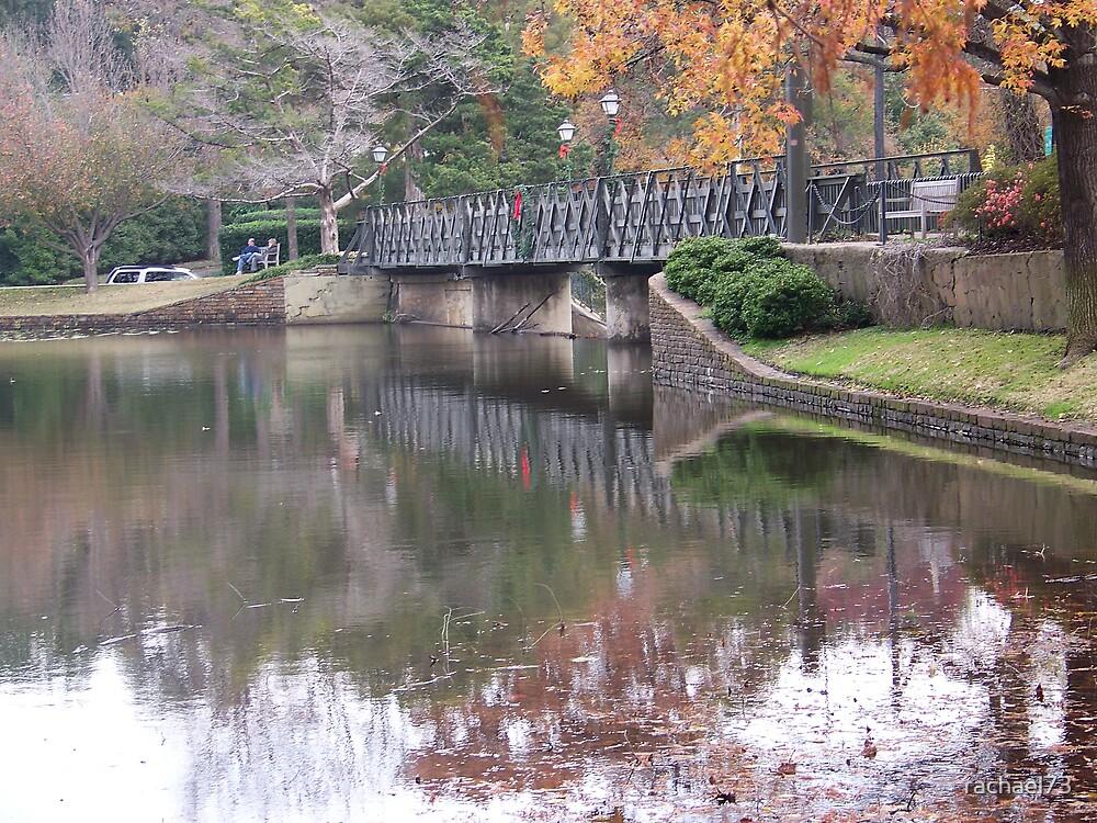 Bridge In The Park by rachael73