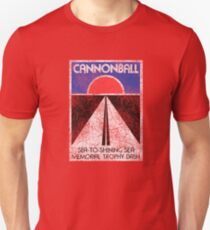 Cannonball (The Cannonball Run) Unisex T-Shirt