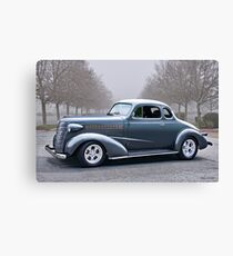1938 Chevrolet Coupe I Canvas Print