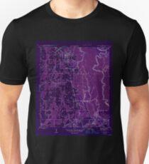 USGS TOPO Map Florida FL Wewahitchka 349092 1945 31680 Inverted Unisex T-Shirt