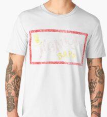 Wonka Bar (Willy Wonka & the Chocolate Factory) Men's Premium T-Shirt