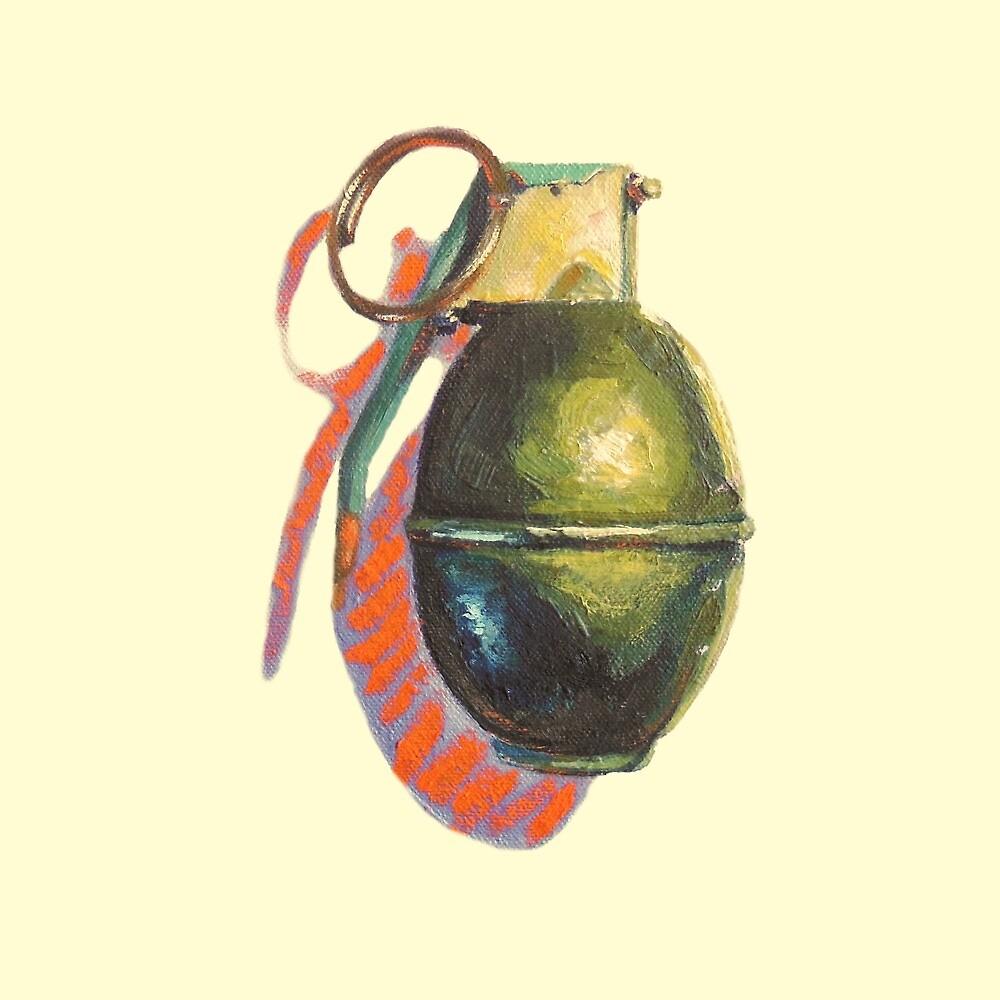 Grenade II by Megan  Koth