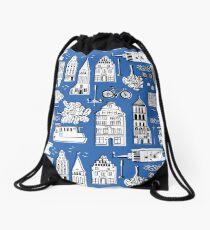 Old Town Drawstring Bag