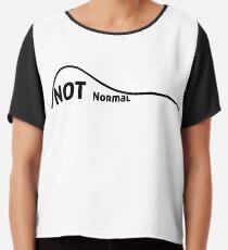 Blusa No es una curva normal