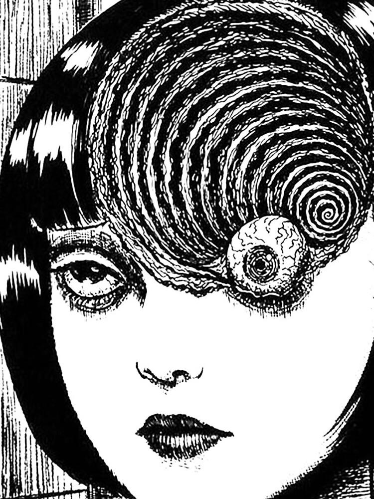 Uzumaki - Auge von gentlemenwalrus