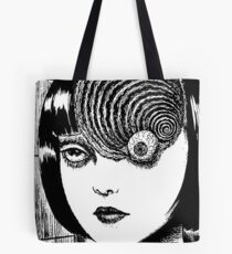 Uzumaki – Eye Tote Bag