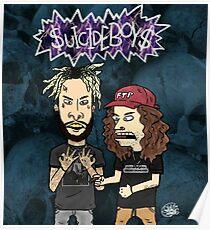 $uicideboy$ ORIGINAL ART T-SHIRT AND MORE Poster