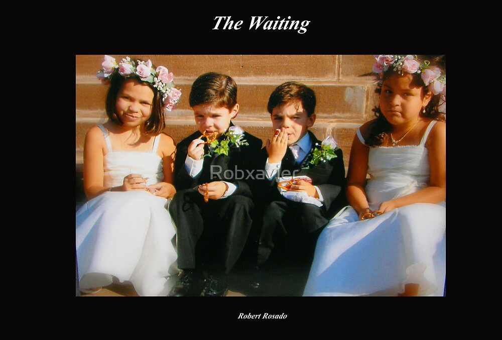 The Waiting by Robxavier