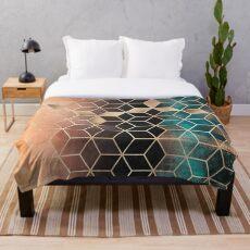 Manta Ombre Dream Cubes