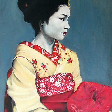 Maiko by Hiki