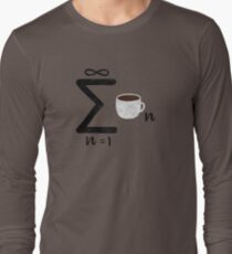 Infinite Coffee Long Sleeve T-Shirt