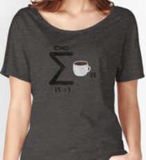 Infinite Coffee Women's Relaxed Fit T-Shirt